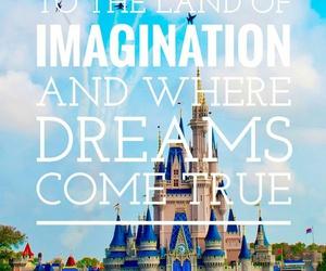 beautiful, disney, and imagination image