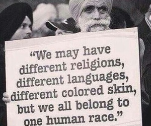 humanity, religion, and quote image