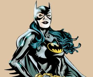batgirl, dc comics, and huntress image