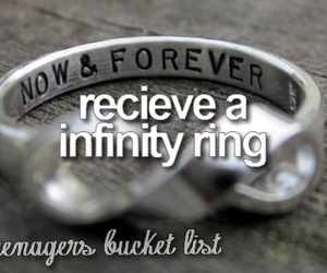 lol, infinity ring, and from sungyeol? ;) image