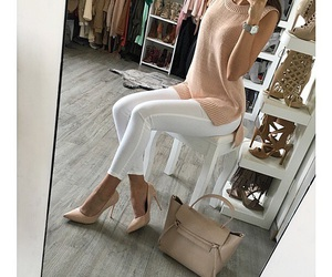 bag, clothes, and beautiful image