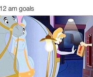 cinderella, princess, and McDonalds image