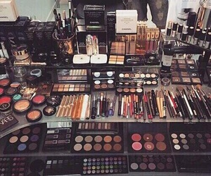 makeup, make up, and goals image