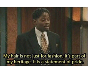natural hair, african american, and heritage image