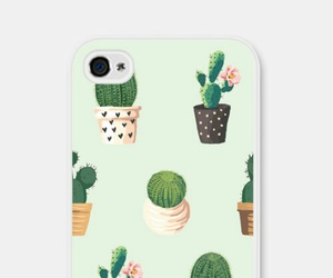 apple, cactus, and case image