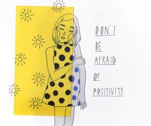yellow, art, and positivity image