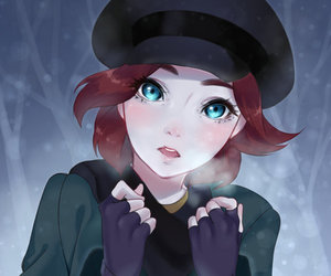 anastasia, anime, and disney image