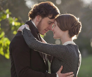 jane eyre, movie, and michael fassbender image