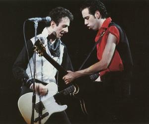 british, joe strummer, and punk rock image