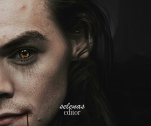 Harry Styles, one direction, and vampire image