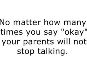 parents, quote, and text image