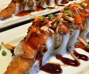food, good, and japanese image