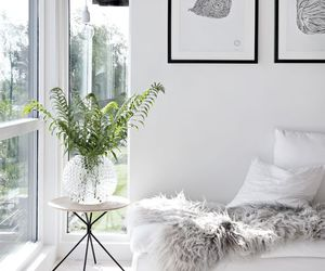 decor, interior, and nordic image