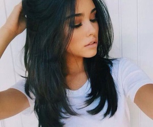 hair, madison beer, and beauty image