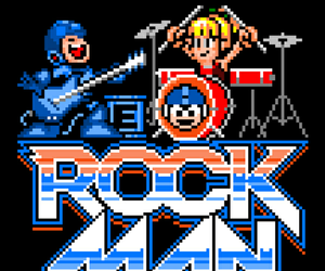 megaman and video games image