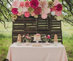 beautiful, cake, and decoration image
