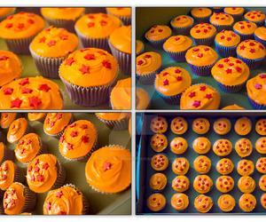 anime, cupcake, and dessert image