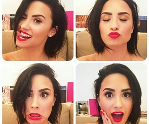 demi lovato, disney, and singer image