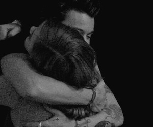 hugs, styles, and harry image