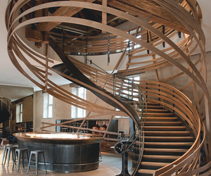 design, stairs, and home image