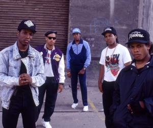 rap, west coast, and eazy-e image