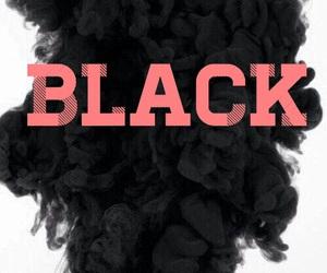 black and humo image