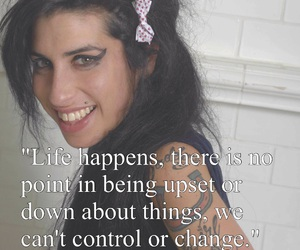 Amy Winehouse and quotes image