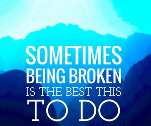 broken and best thing image