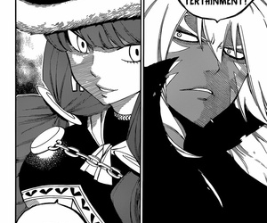 manga, fairy tail, and chapter 488 image