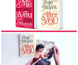 after you, jojo moyes, and book image