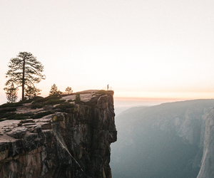 cliff, mountain, and photography image