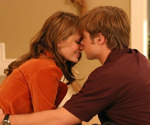 couple, marissa, and ryan atwood image