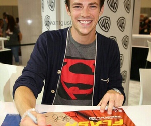 boys, smile, and barry allen image
