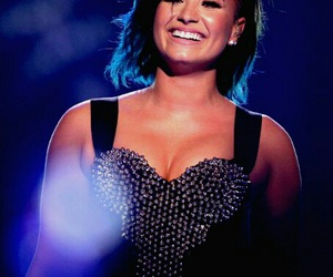 beautiful, demi, and music image