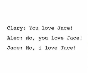the mortal instruments, jace wayland, and clary fray image