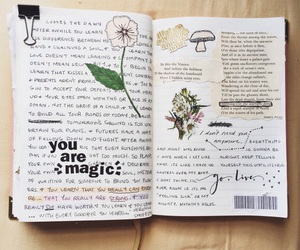 cute, journal, and tumblr image