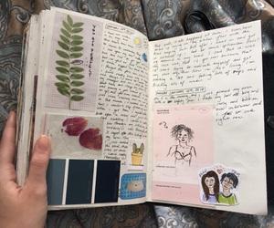journal and tumblr image