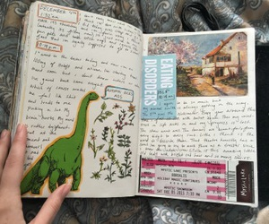 art, pages, and cute image