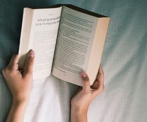 book, read, and indie image