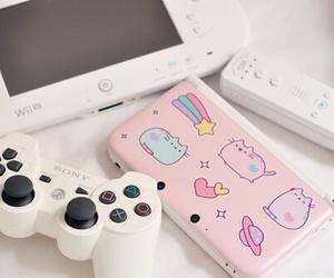 game, pink, and kawaii image