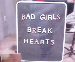 grunge, bad girls, and hearts image