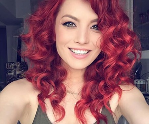 beautiful, girl, and like image