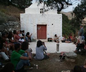festival, Greece, and amorgos image