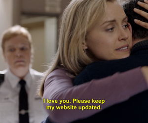 orange is the new black, oitnb, and funny image