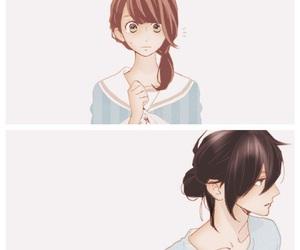 kawaii, manga girl, and yamamori mika image