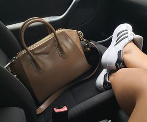 car, fancy, and shoes image