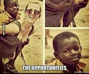 funny and opportunity image