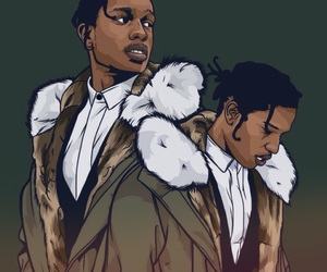 dope, rap, and rocky image