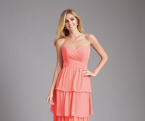 bridesmaid dress, dresses, and fashion image