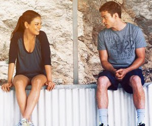 friends with benefits, justin timberlake, and Mila Kunis image